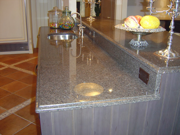 The Template And Installation Costs Of Your Granite Countertops Will Be  Less Than Material And Fabrication, But It Is The Portion Of The Project  Where Extra ...