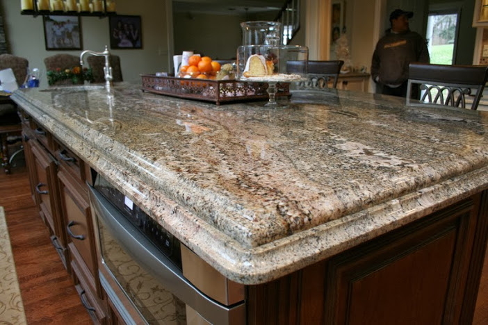 The Importance Of A Kitchen Countertop And How It Should Be: The Work Plan  Or Top Is For Sure The Most Exploited Part Of The Kitchen, So That The  Material ...