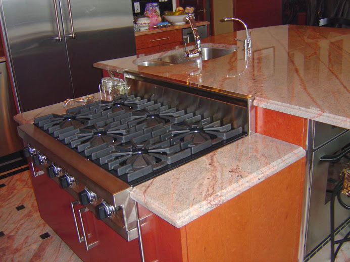 Quartz caesarstone zodiac silestone cambria countertops lenola 08057 burlington county nj - Caesarstone sink kitchen ...