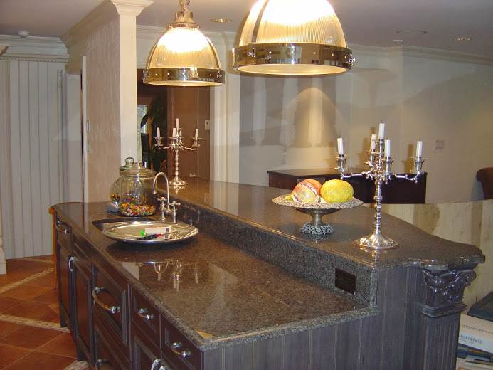 Exceptional Granite Is A Protecting Agent In A Very Small Molecular Scale Which  Penetrates The Porous Stone Surface To Produce A Chemical Bond.