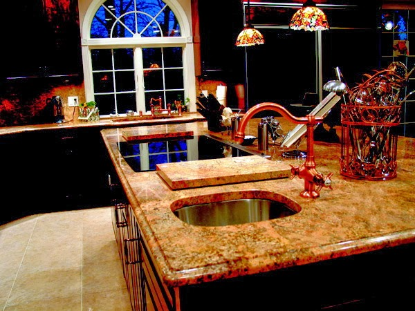 Kitchen Granite Countertops Almonesson