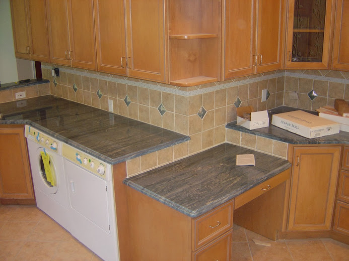 a number of options for your kitchen countertops a lot of things have to be taken into before you start with it like the colour of the walls