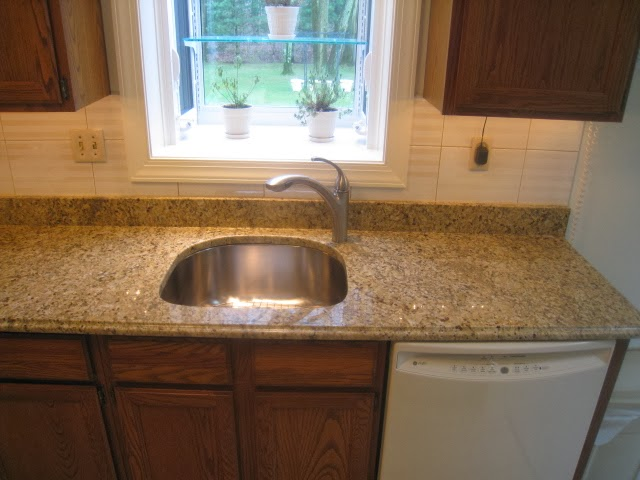 Video how to clean a granite countertop ehow autos post for How to clean marble countertops in bathrooms