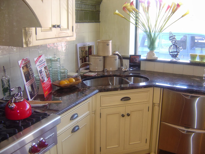Forever marble granite service area kitchen granite for Synthetic countertop materials