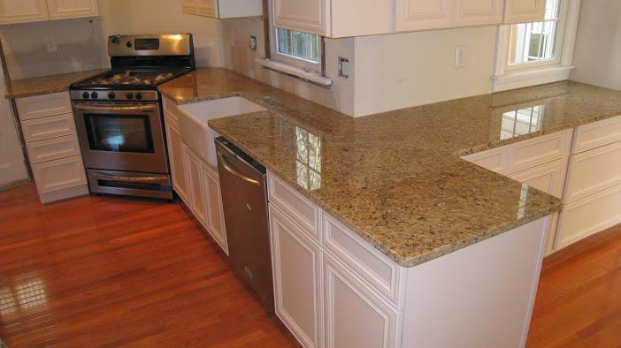 Forever marble granite service area kitchen granite for Granite countertops price per linear foot